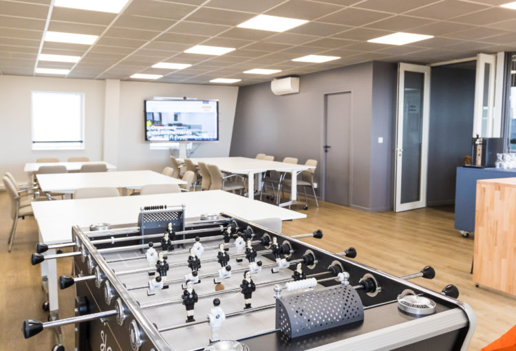 Espace coworking Lille