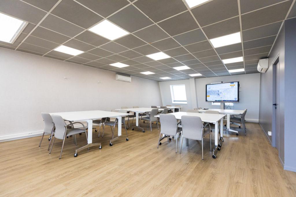 Plateau bureau Lille